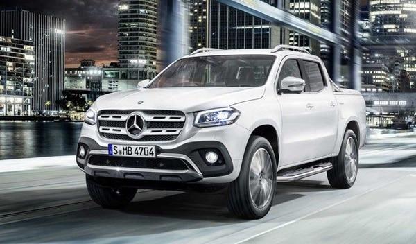 Pick-up Mercedes Classe X