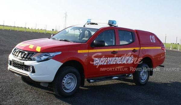 Pick-up Mitsubishi L200