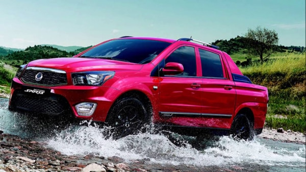 Pick-up Ssangyong Actyon Sports