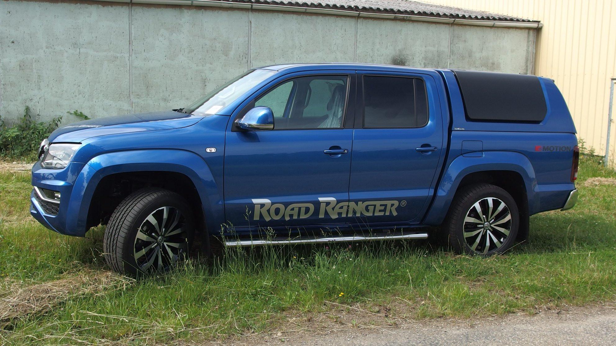 Comment installer son Hard top Road Ranger sur le Volkswagen Amarok
